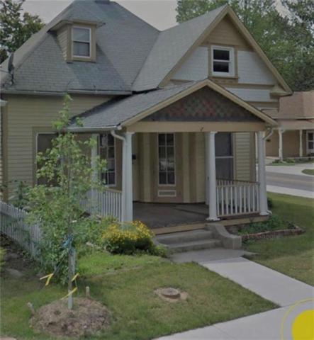 298 N Main Street, Franklin, IN 46131 (MLS #21554337) :: The ORR Home Selling Team
