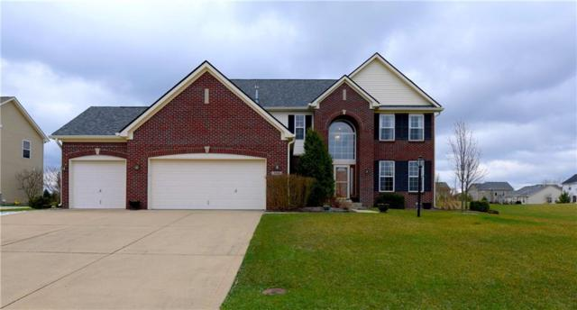 3033 Da Vinci Drive, Carmel, IN 46074 (MLS #21554367) :: RE/MAX Ability Plus