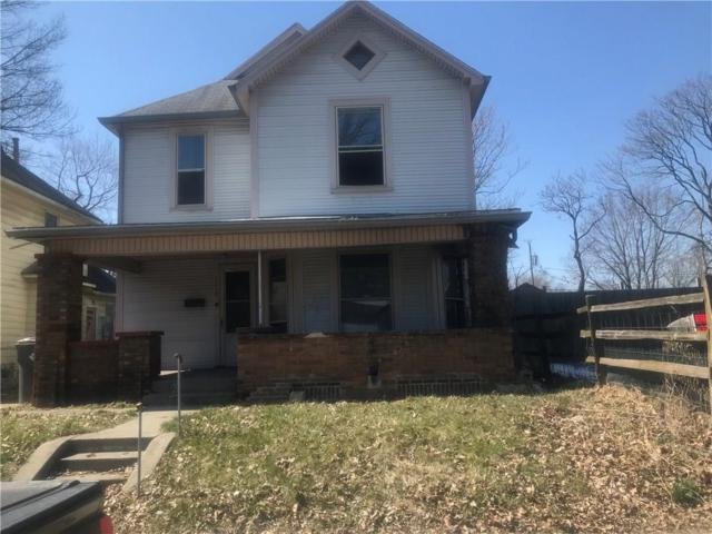 1210 N Tuxedo Street, Indianapolis, IN 46201 (MLS #21554514) :: RE/MAX Ability Plus