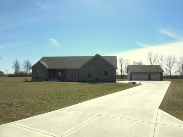 1475 W Wade Avenue, Crawfordsville, IN 47933 (MLS #21554532) :: The ORR Home Selling Team