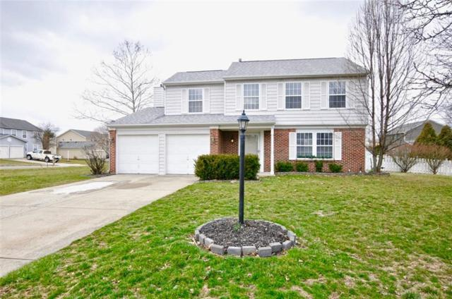 18910 Salem Court, Noblesville, IN 46060 (MLS #21554534) :: The Evelo Team
