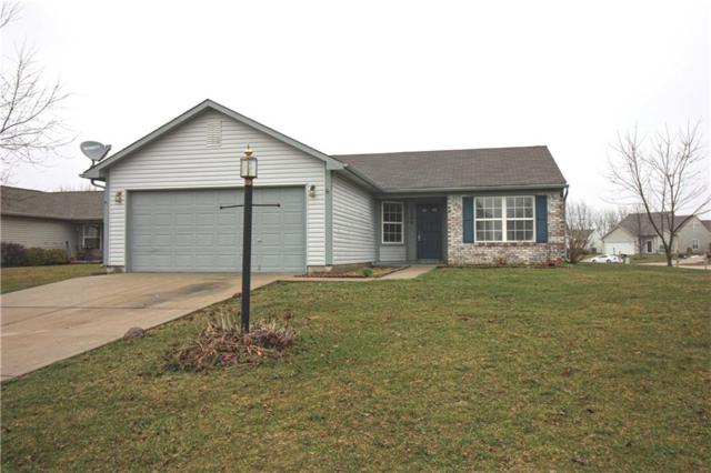 1349 Blue Grass Parkway, Greenwood, IN 46143 (MLS #21554539) :: The Evelo Team