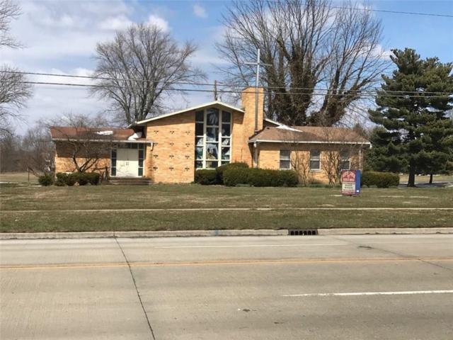 6400 E 46th Street, Indianapolis, IN 46226 (MLS #21554610) :: FC Tucker Company