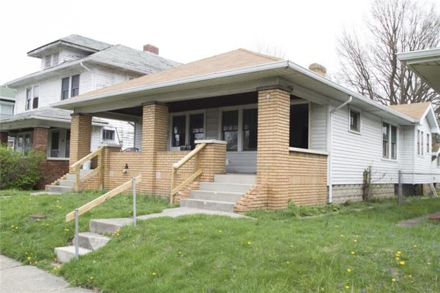 715 N Grant Avenue, Indianapolis, IN 46201 (MLS #21554612) :: The Evelo Team