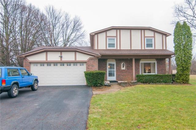 2109 Wayne Drive, Greenfield, IN 46140 (MLS #21554680) :: RE/MAX Ability Plus