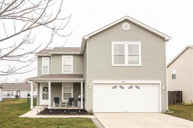 862 Streamside Drive, Greenfield, IN 46140 (MLS #21554743) :: Indy Plus Realty Group- Keller Williams
