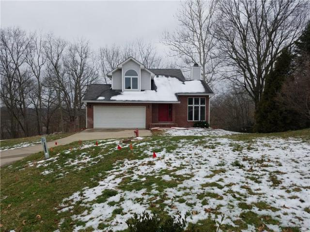 1256 Deer Lake Court, Martinsville, IN 46151 (MLS #21554790) :: Mike Price Realty Team - RE/MAX Centerstone