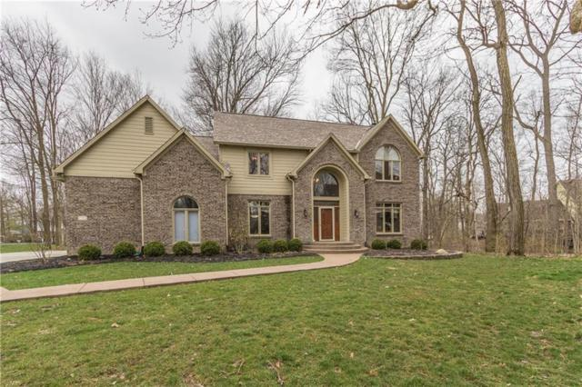 7390 Oakland Hills Court, Indianapolis, IN 46236 (MLS #21554936) :: Indy Scene Real Estate Team