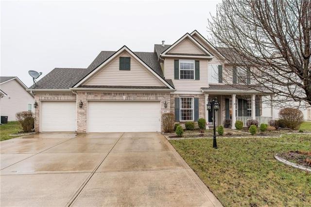 837 Harvest Lake Drive, Brownsburg, IN 46112 (MLS #21555072) :: RE/MAX Ability Plus