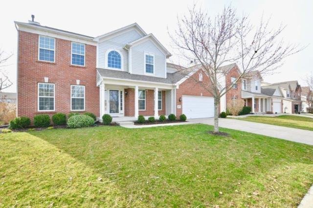18776 Mill Grove Drive, Noblesville, IN 46062 (MLS #21555084) :: RE/MAX Ability Plus