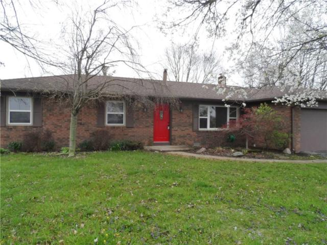 4766 W 1100 N, New Palestine, IN 46163 (MLS #21555144) :: The ORR Home Selling Team