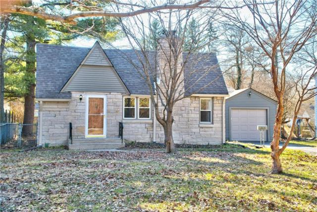 315 W Westfield Boulevard, Indianapolis, IN 46208 (MLS #21555174) :: RE/MAX Ability Plus