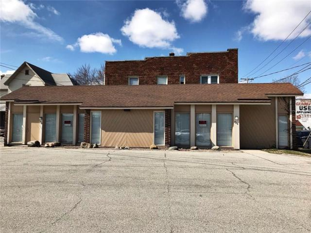 424 E 14th Street, Anderson, IN 46016 (MLS #21555289) :: The Evelo Team