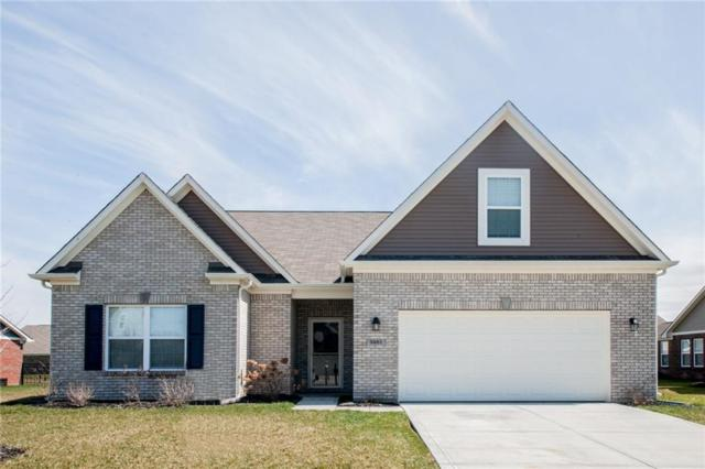 3251 S Courtney Drive, New Palestine, IN 46163 (MLS #21555428) :: RE/MAX Ability Plus