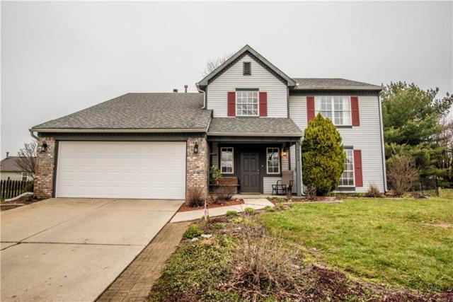 4728 Aerie Lane, Indianapolis, IN 46254 (MLS #21555594) :: RE/MAX Ability Plus