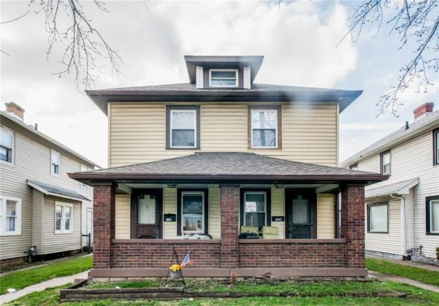 2730-2732 S Shelby Street, Indianapolis, IN 46203 (MLS #21555631) :: RE/MAX Ability Plus