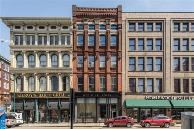 207 S Meridian Street 3F, Indianapolis, IN 46225 (MLS #21555664) :: FC Tucker Company