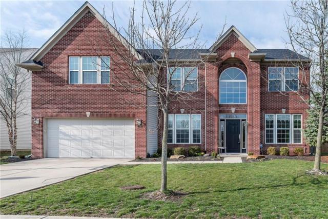 5766 W Port Drive, Mccordsville, IN 46055 (MLS #21555718) :: Indy Plus Realty Group- Keller Williams