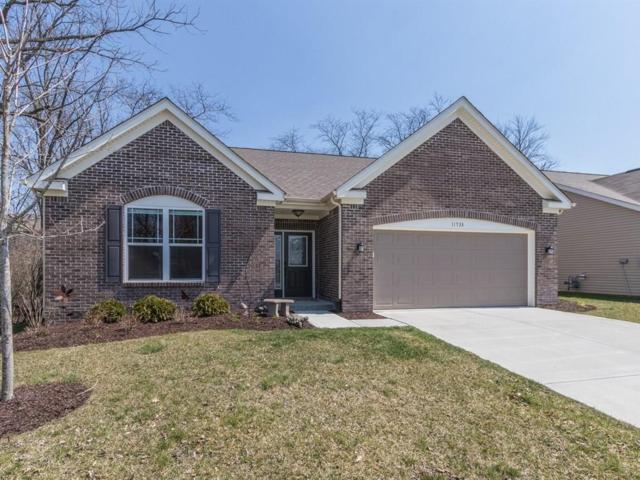 11733 Seven Oaks Drive, Fishers, IN 46038 (MLS #21555720) :: Indy Plus Realty Group- Keller Williams