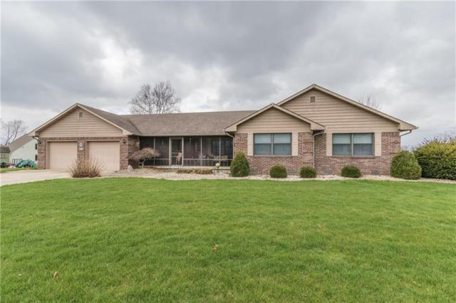 2479 N Hickory Boulevard, Greenfield, IN 46140 (MLS #21555809) :: RE/MAX Ability Plus