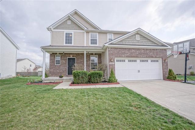6103 Eagles Nest Boulevard, Zionsville, IN 46077 (MLS #21555957) :: Heard Real Estate Team