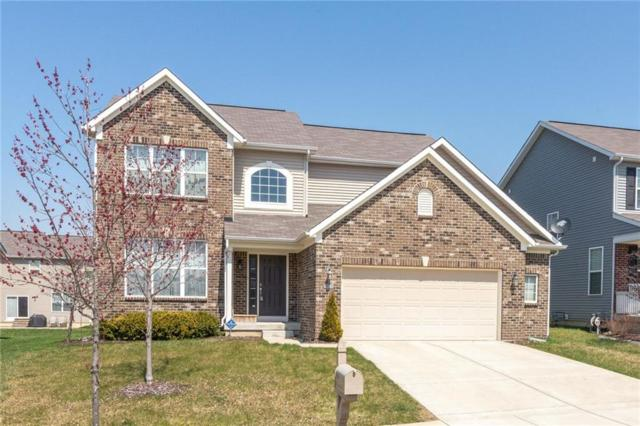 11818 Bellhaven Drive, Fishers, IN 46038 (MLS #21556204) :: The Evelo Team