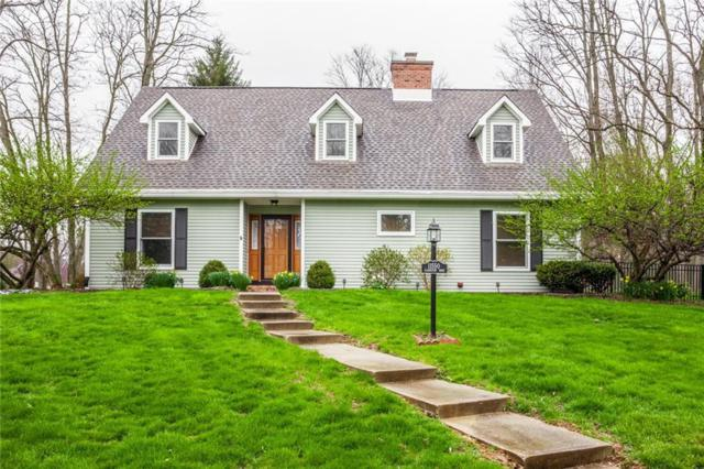 11550 Clarkston Road, Zionsville, IN 46077 (MLS #21556235) :: The Indy Property Source