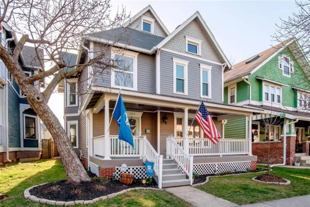 2335 N Pennsylvania Street, Indianapolis, IN 46205 (MLS #21556279) :: Indy Plus Realty Group- Keller Williams