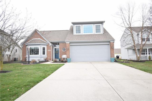 13837 Wabash Drive, Fishers, IN 46038 (MLS #21556460) :: The Evelo Team