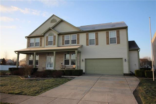 6521 E Daisy Hill Court, Camby, IN 46113 (MLS #21556485) :: Heard Real Estate Team