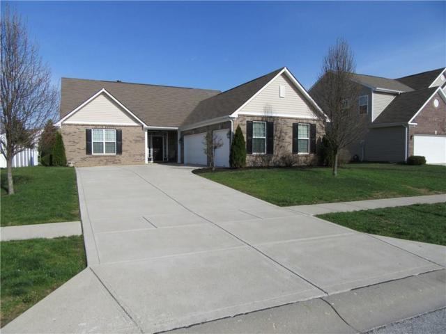 1273 Tuscany Drive, Greenwood, IN 46143 (MLS #21556490) :: Heard Real Estate Team