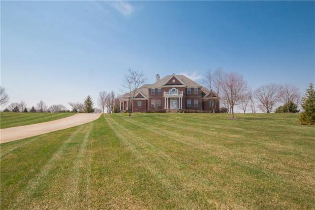 7117 Kennesaw Circle, Brownsburg, IN 46112 (MLS #21556493) :: The Evelo Team