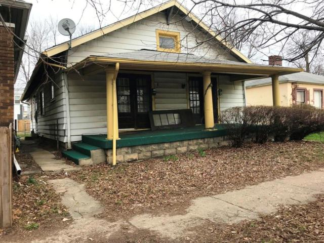 1436 E 10th Street, Indianapolis, IN 46201 (MLS #21556602) :: The Evelo Team