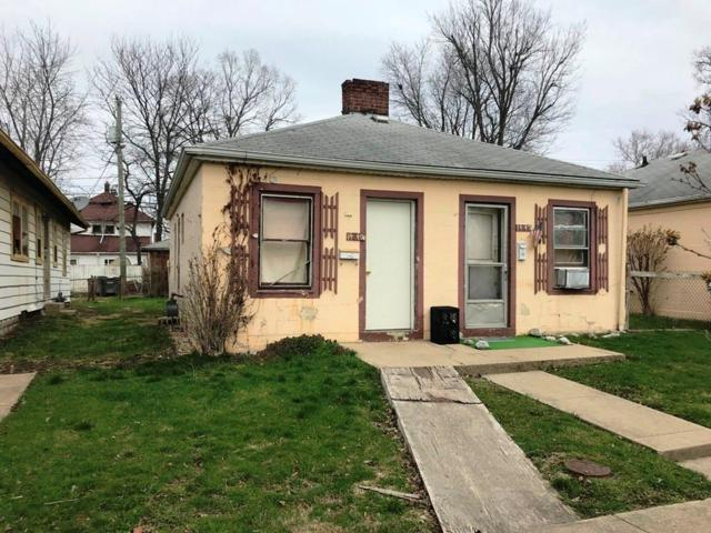 1440 E 10th Street, Indianapolis, IN 46201 (MLS #21556625) :: The Evelo Team