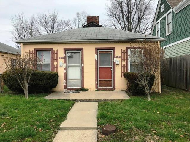 1444 E 10th Street, Indianapolis, IN 46201 (MLS #21556654) :: The Evelo Team