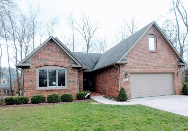 4017 Fallbrook Lane, Anderson, IN 46011 (MLS #21556664) :: Indy Scene Real Estate Team