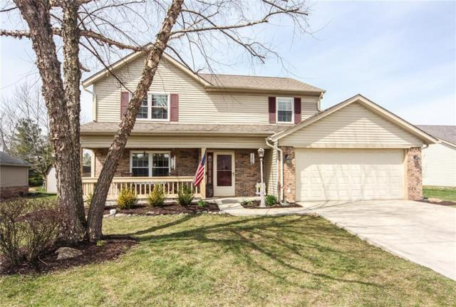 1218 Magnolia Drive, Greenfield, IN 46140 (MLS #21556698) :: RE/MAX Ability Plus