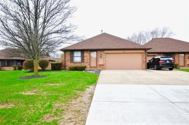 522 Eagle Crest Drive, Brownsburg, IN 46112 (MLS #21556873) :: FC Tucker Company