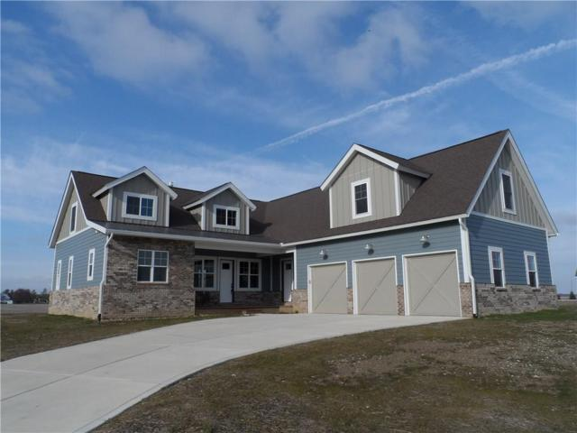 6144 W David Wayne Drive, New Palestine, IN 46163 (MLS #21556965) :: FC Tucker Company