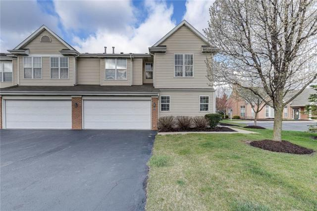 9518 Brightwell Drive #9518, Indianapolis, IN 46260 (MLS #21556996) :: FC Tucker Company