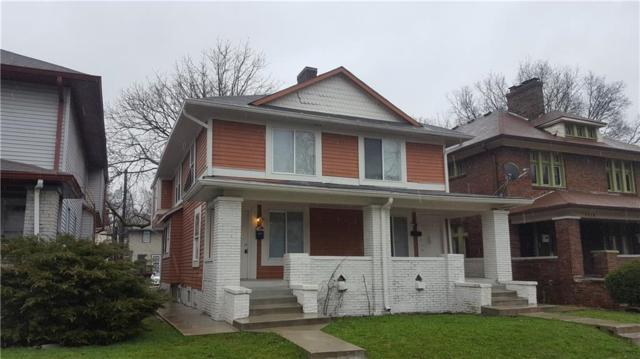 2923 N Delaware Street, Indianapolis, IN 46205 (MLS #21557017) :: Mike Price Realty Team - RE/MAX Centerstone