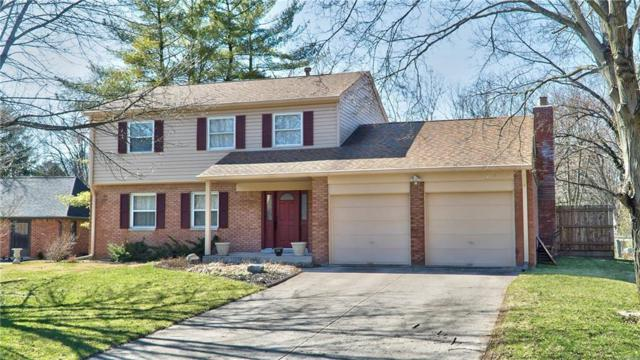 8338 Trace Circle, Indianapolis, IN 46260 (MLS #21557019) :: RE/MAX Ability Plus