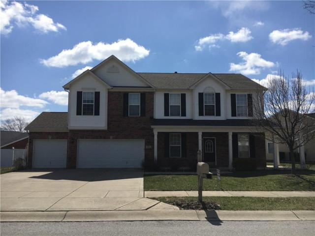 101 Burlington Parkway, Pittsboro, IN 46167 (MLS #21557035) :: The Indy Property Source