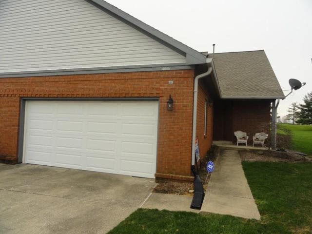 286 Golf Court, Greenwood, IN 46143 (MLS #21557042) :: The ORR Home Selling Team