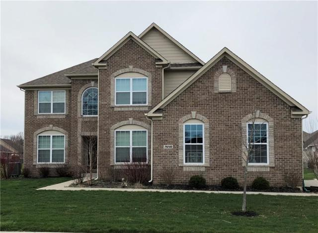 7650 Stoney Side Lane, Indianapolis, IN 46259 (MLS #21557090) :: RE/MAX Ability Plus