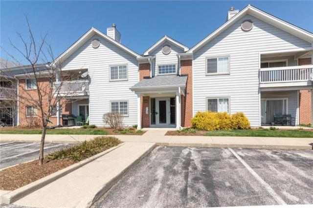 8346 Glenwillow Lane #206, Indianapolis, IN 46278 (MLS #21557096) :: FC Tucker Company