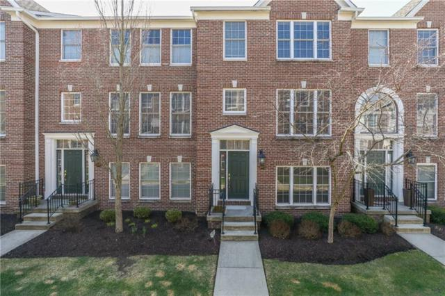 8623 N Meridian Square Drive, Indianapolis, IN 46260 (MLS #21557101) :: FC Tucker Company