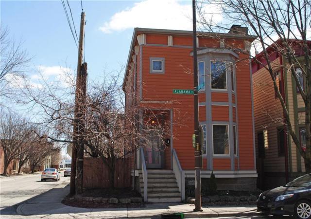 927 N Alabama Street, Indianapolis, IN 46202 (MLS #21557134) :: Indy Plus Realty Group- Keller Williams
