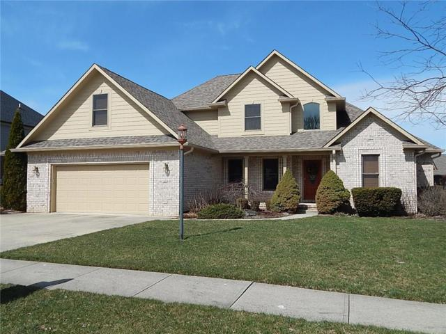 6 Woodview Drive, Pittsboro, IN 46167 (MLS #21557135) :: The Indy Property Source