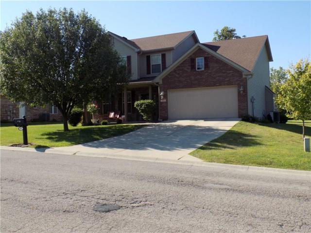 880 Deerfield Dr, Greencastle, IN 46135 (MLS #21557165) :: The ORR Home Selling Team